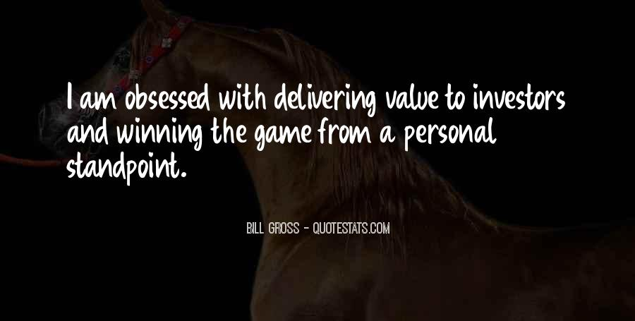 Sayings About Personal Value #37497