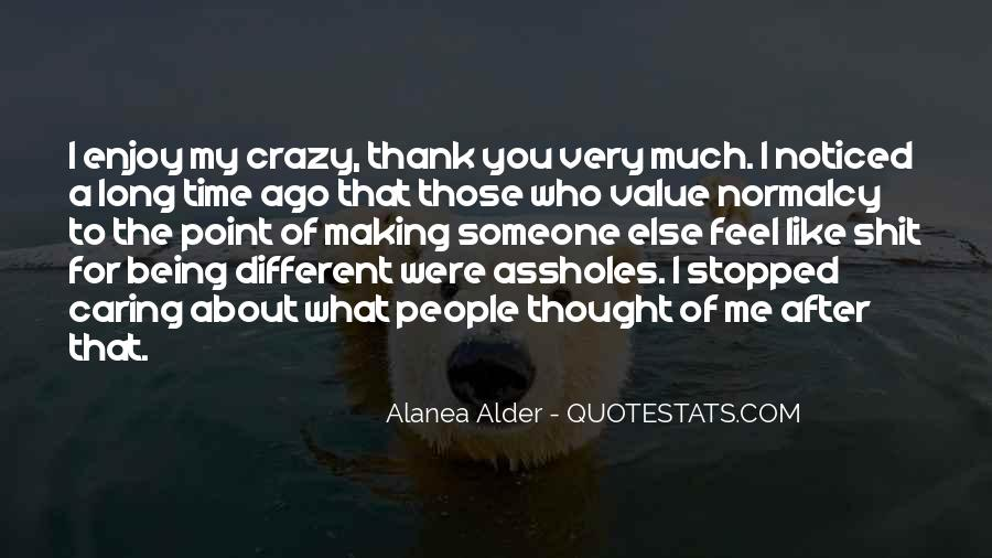 Sayings About Personal Value #378617