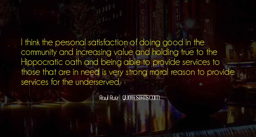 Sayings About Personal Value #424010