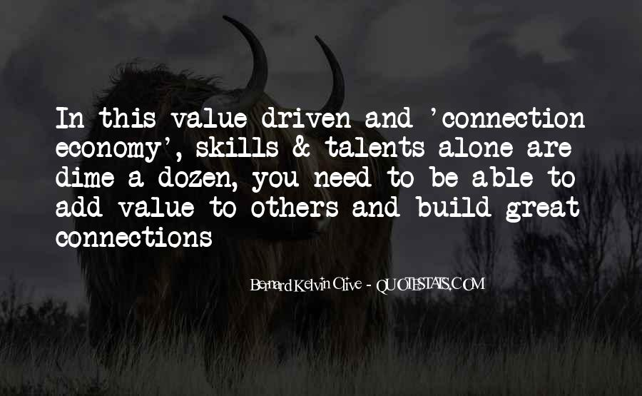 Sayings About Personal Value #637917