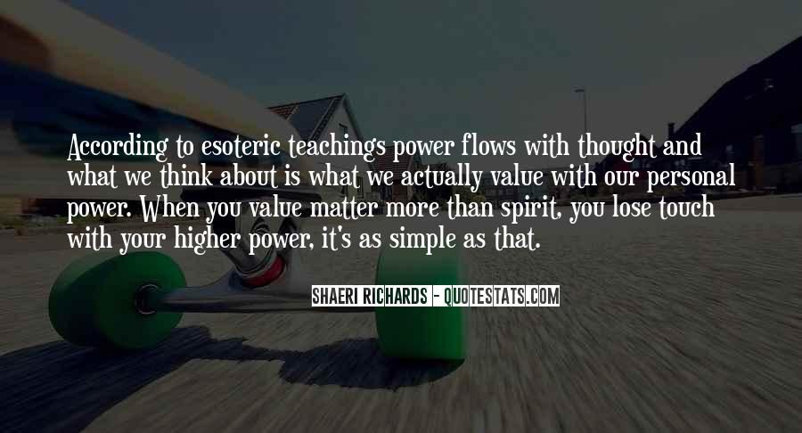 Sayings About Personal Value #677301