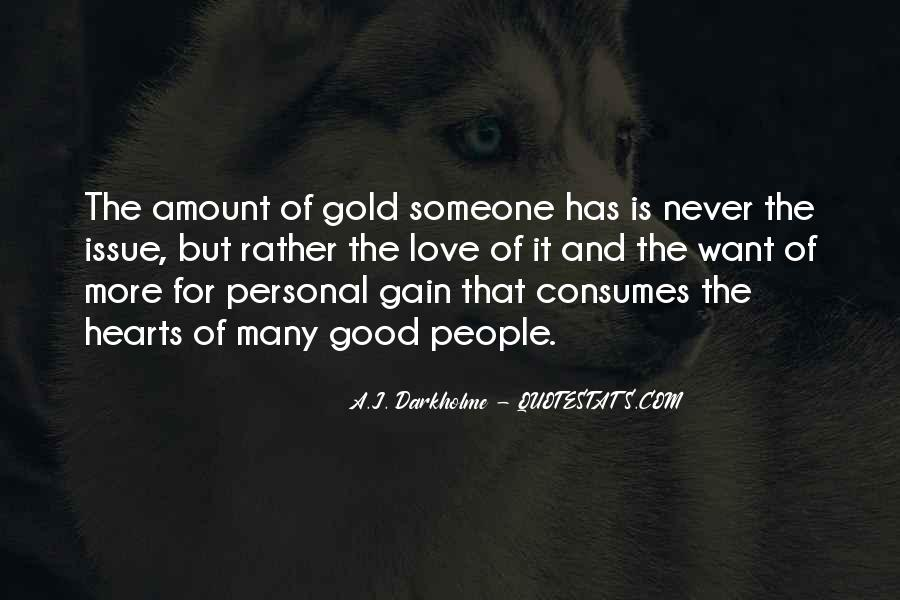 Sayings About Personal Value #845995