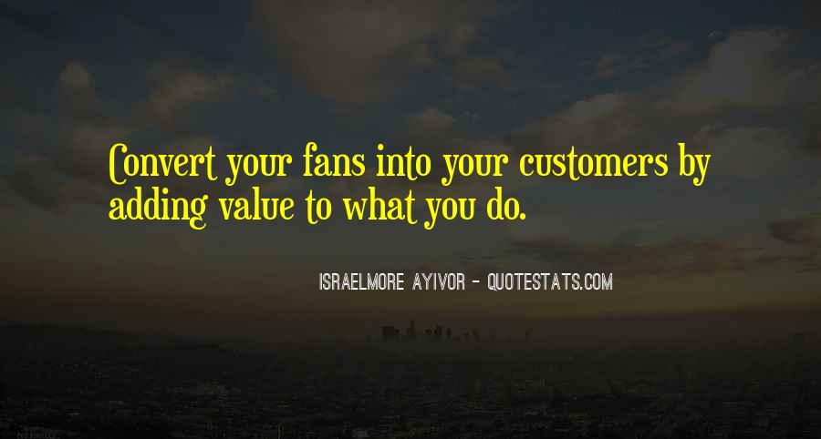 Sayings About Personal Value #898394