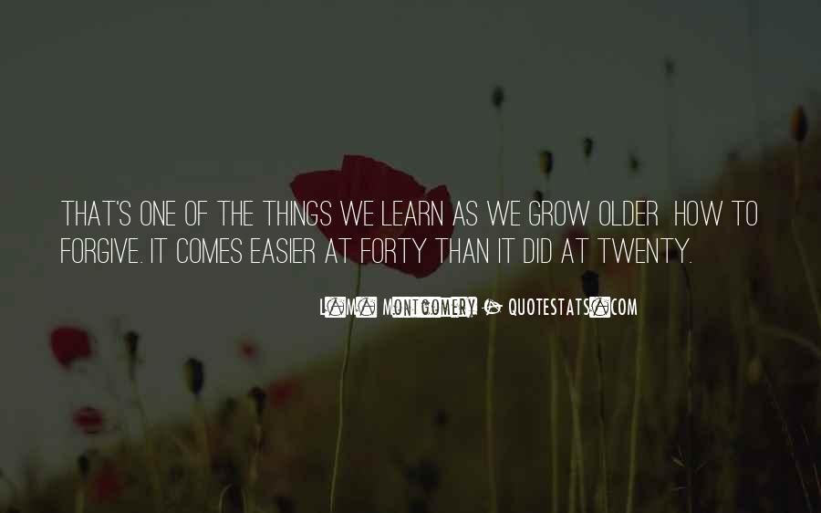 Quotes About Life Growing Up #174296