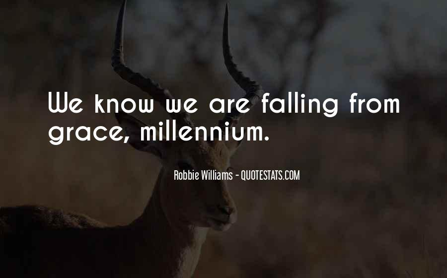 Sayings About Falling From Grace #1312611