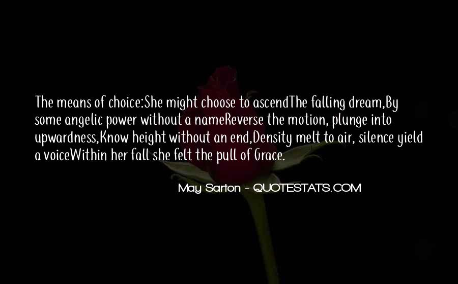 Sayings About Falling From Grace #1578157