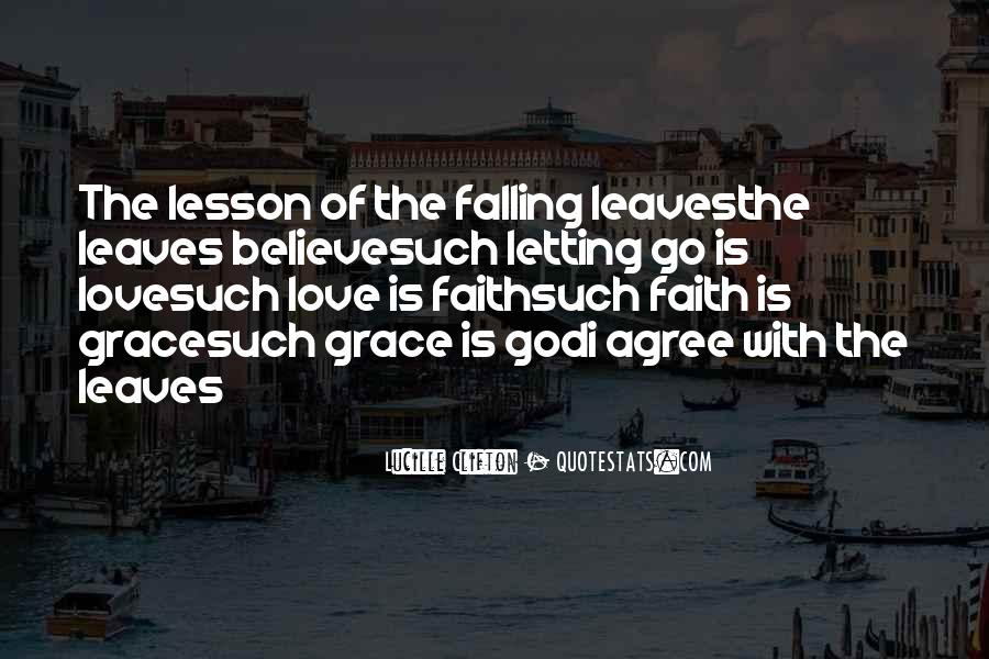Sayings About Falling From Grace #957581