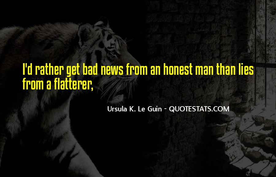 Sayings About An Honest Man #179032