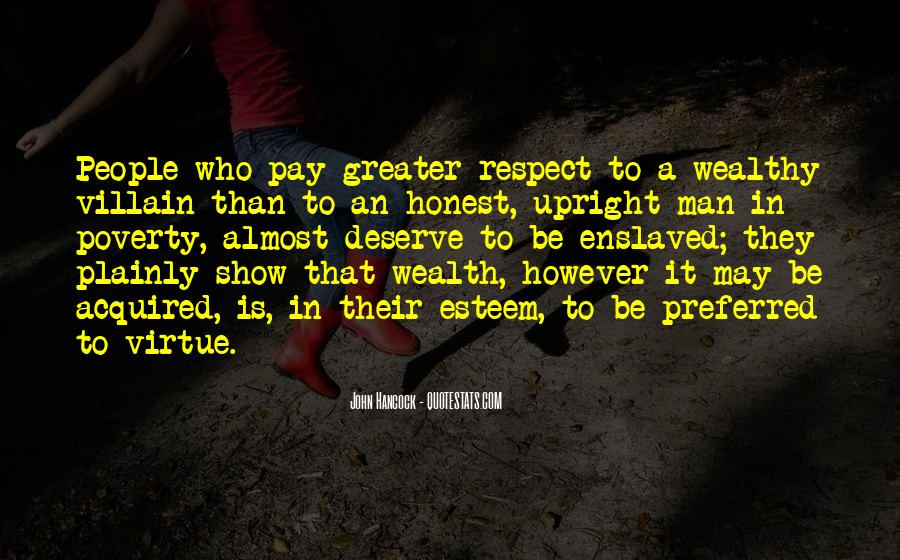 Sayings About An Honest Man #327844