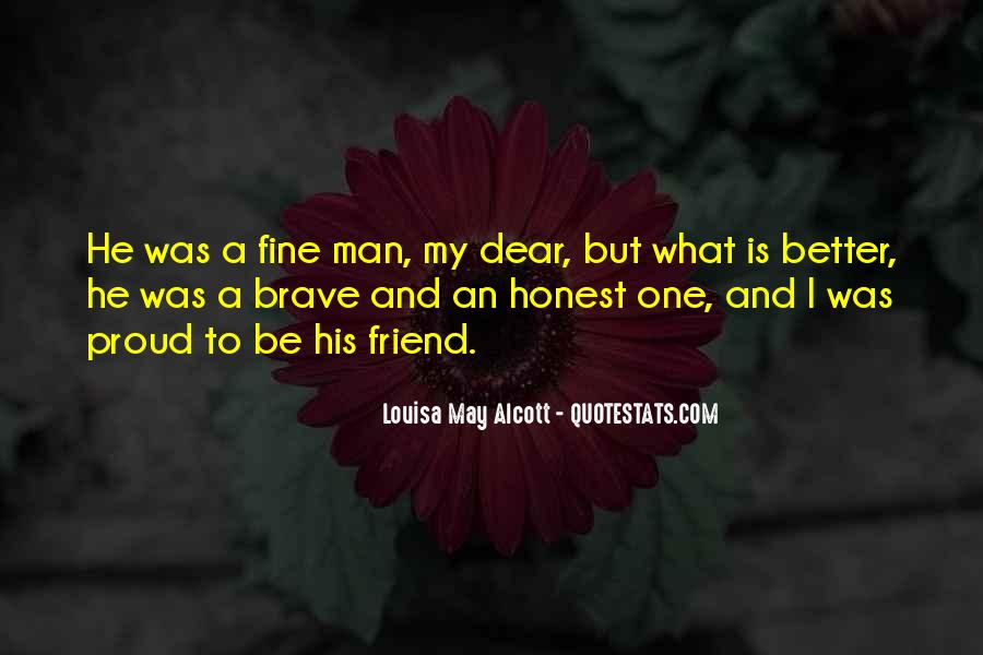 Sayings About An Honest Man #378584