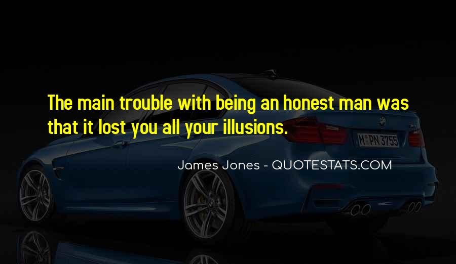 Sayings About An Honest Man #46548