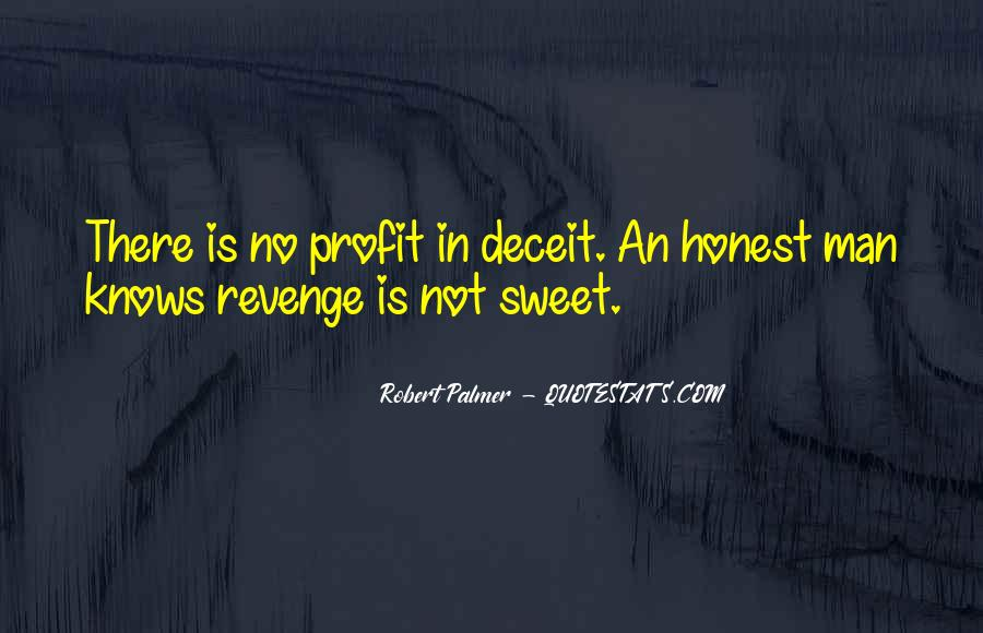 Sayings About An Honest Man #523984