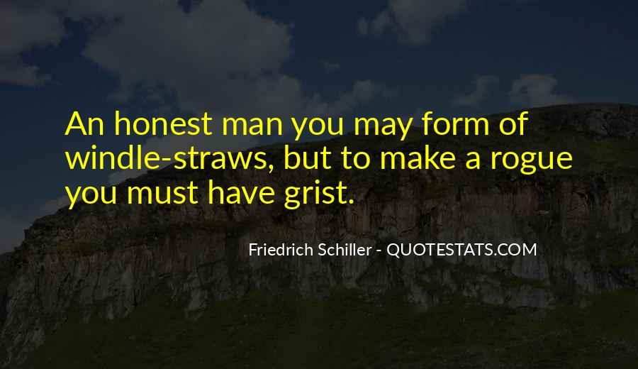 Sayings About An Honest Man #54568