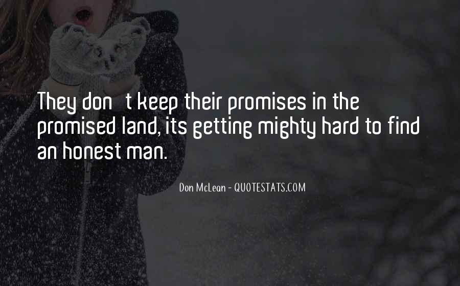 Sayings About An Honest Man #55769