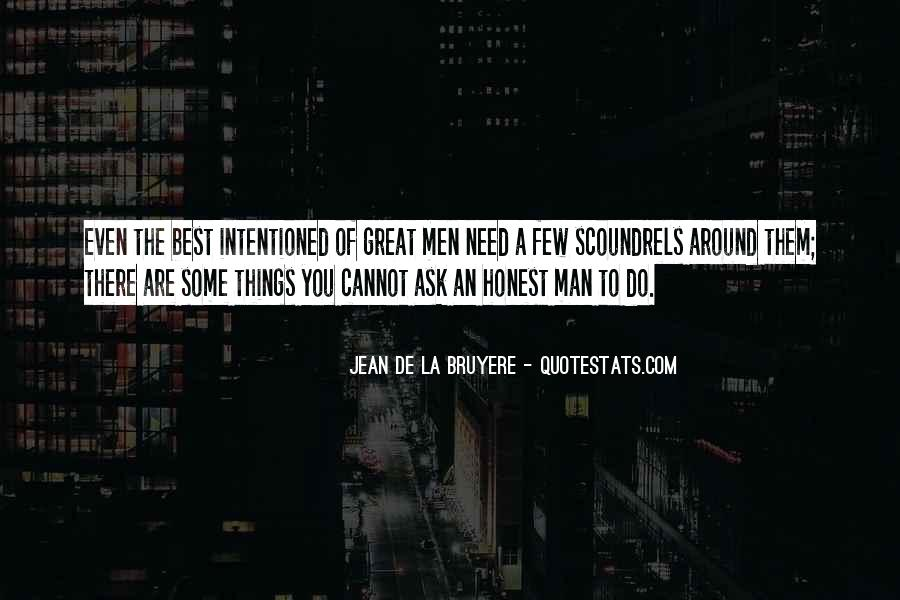 Sayings About An Honest Man #653601