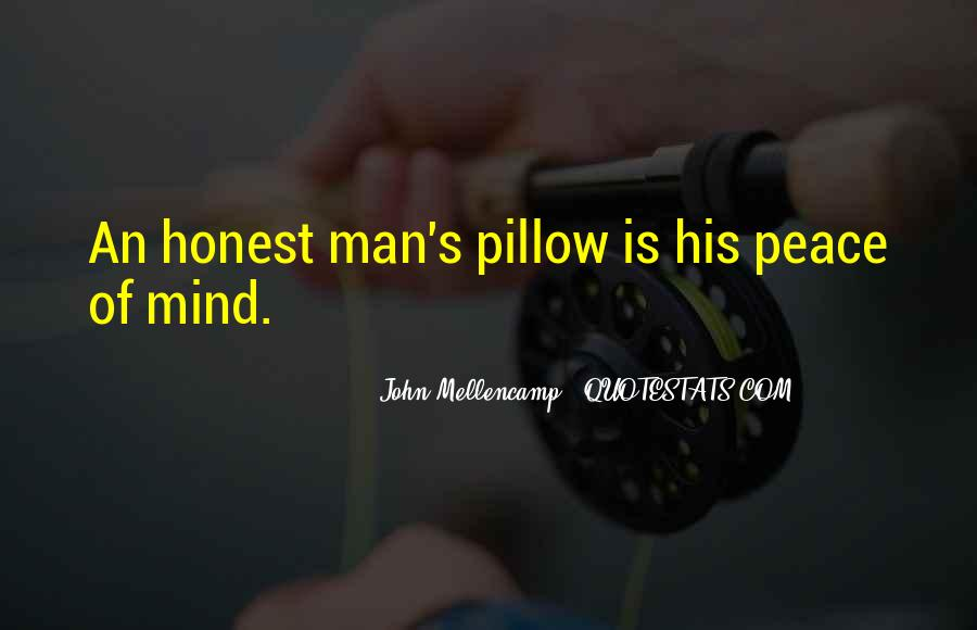 Sayings About An Honest Man #684226