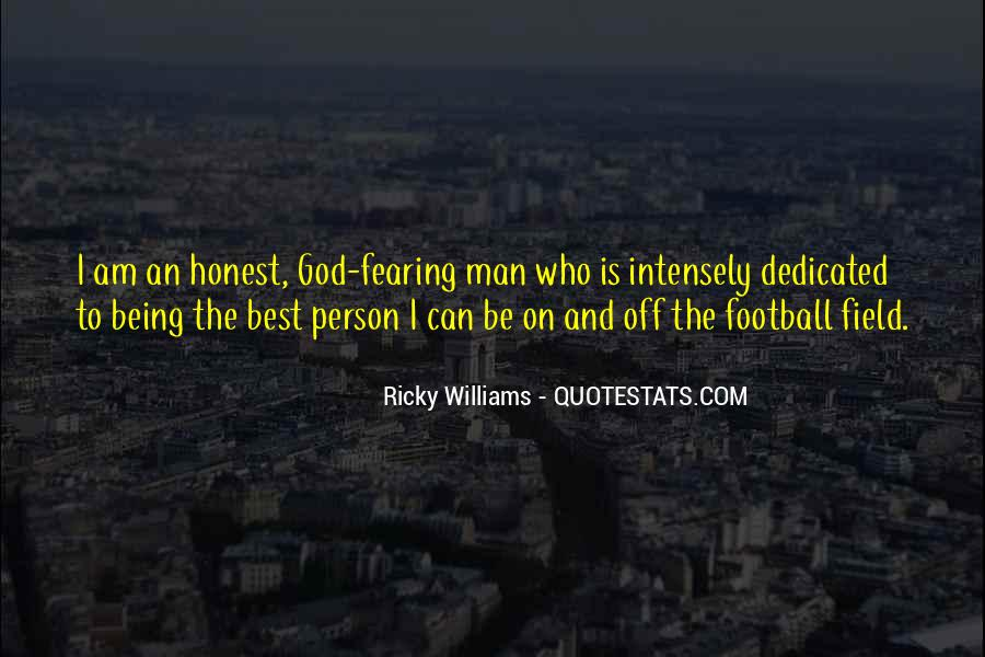 Sayings About An Honest Man #78040