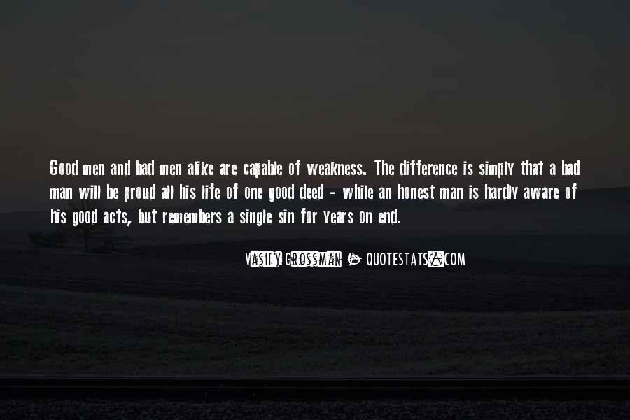 Sayings About An Honest Man #807343