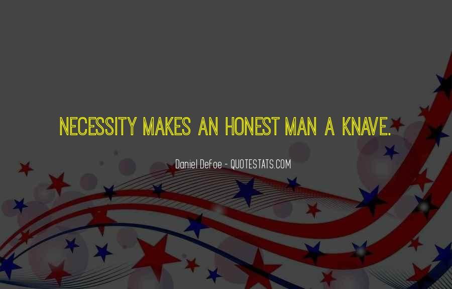 Sayings About An Honest Man #878688