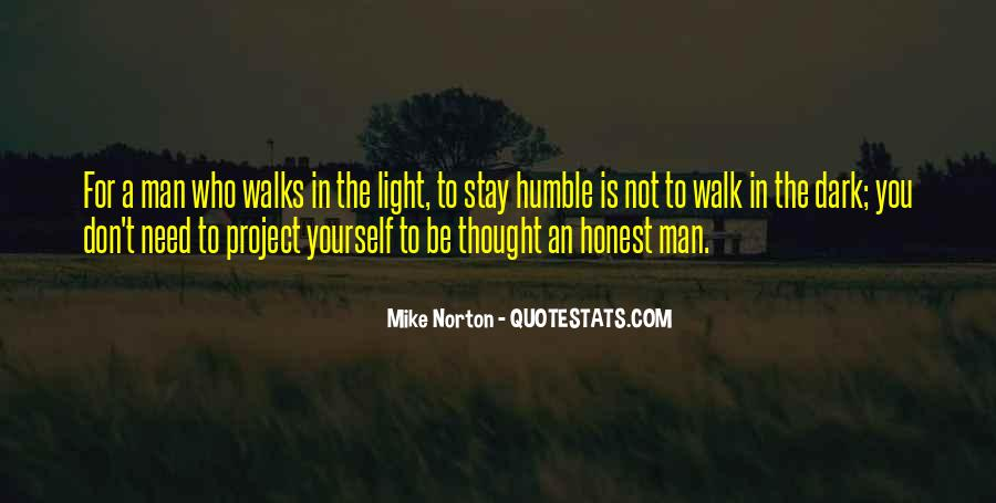 Sayings About An Honest Man #881020