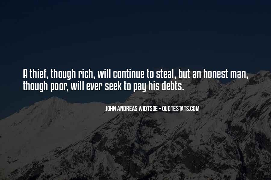 Sayings About An Honest Man #904225