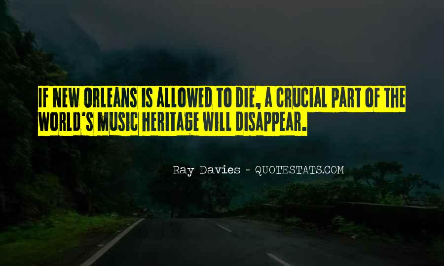 Sayings About World Heritage #1110786