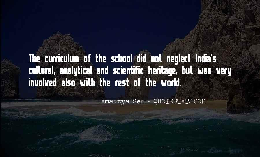 Sayings About World Heritage #1810749