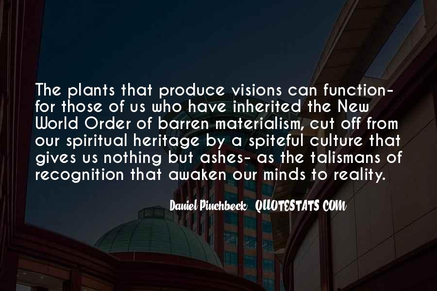 Sayings About World Heritage #311033