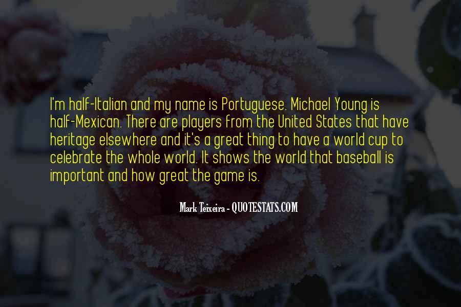 Sayings About World Heritage #724194