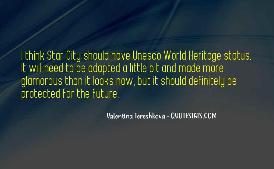 Sayings About World Heritage #918440