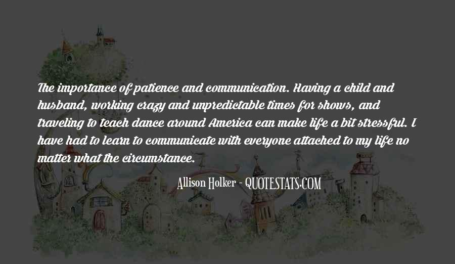 Sayings About The Importance Of Communication #1084781