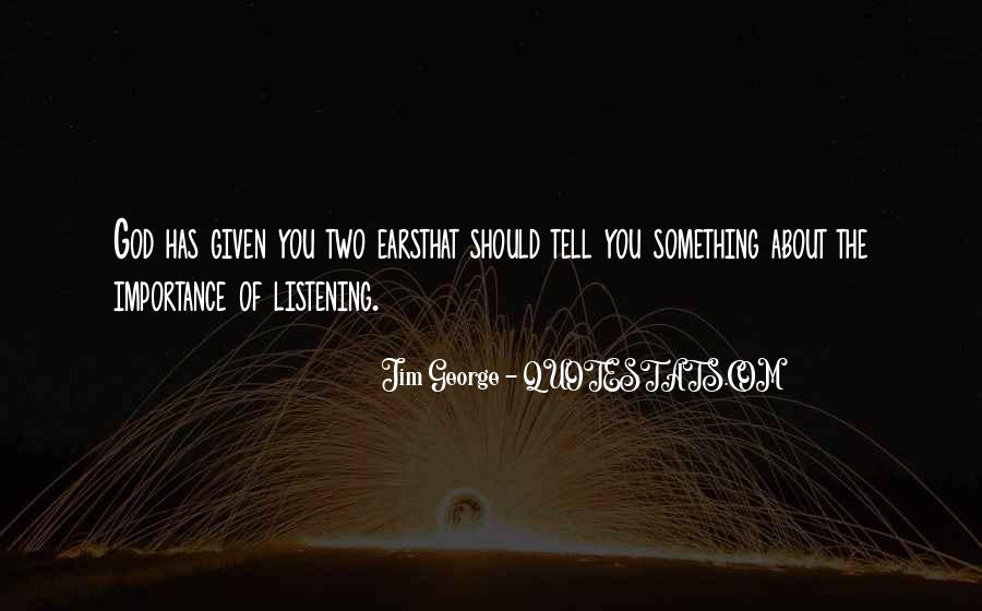 Sayings About The Importance Of Communication #1321493
