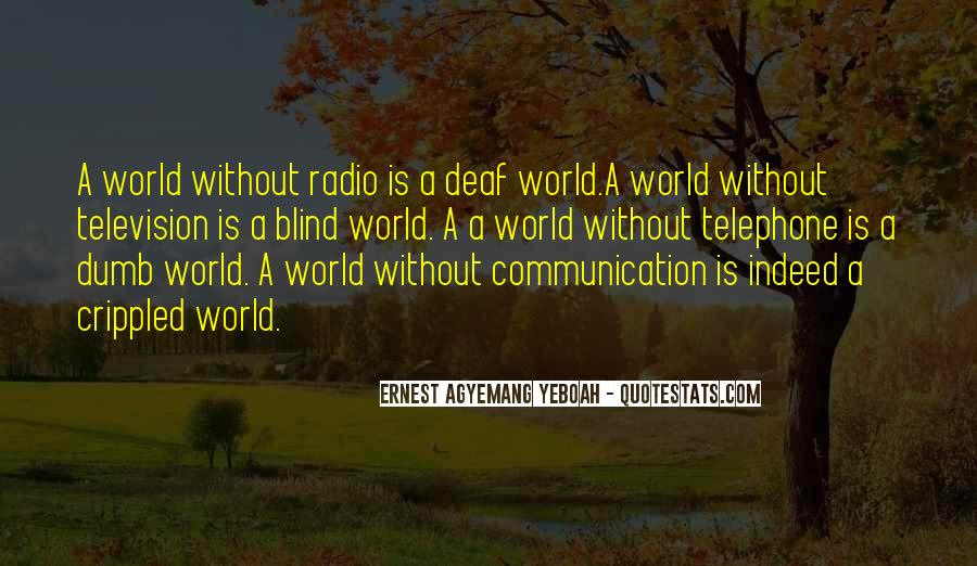 Sayings About The Importance Of Communication #1735832