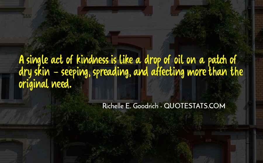 Sayings About Kindness And Caring #1288543