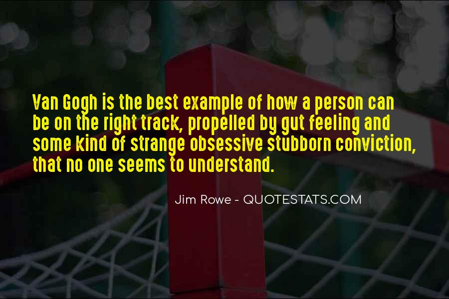 Sayings About A Stubborn Person #607236
