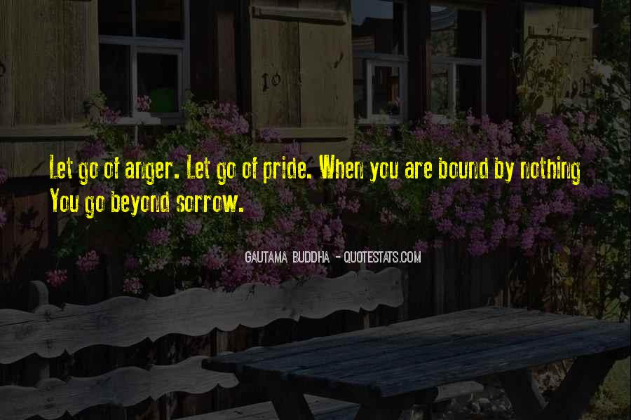 Sayings About Letting Anger Go #1529115