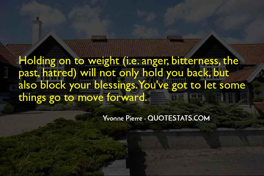Sayings About Letting Anger Go #337983