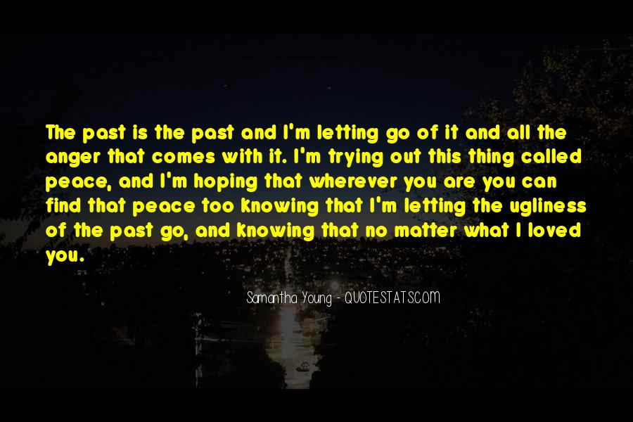 Sayings About Letting Anger Go #523913