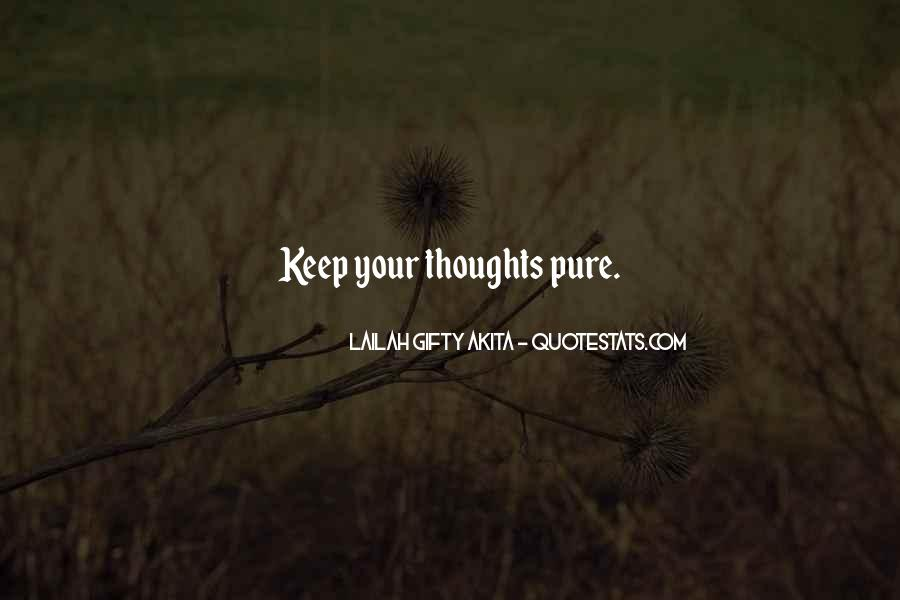 Sayings About Thoughts Thinking #109596