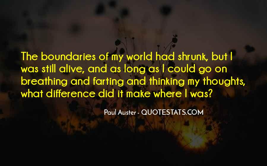 Sayings About Thoughts Thinking #116355