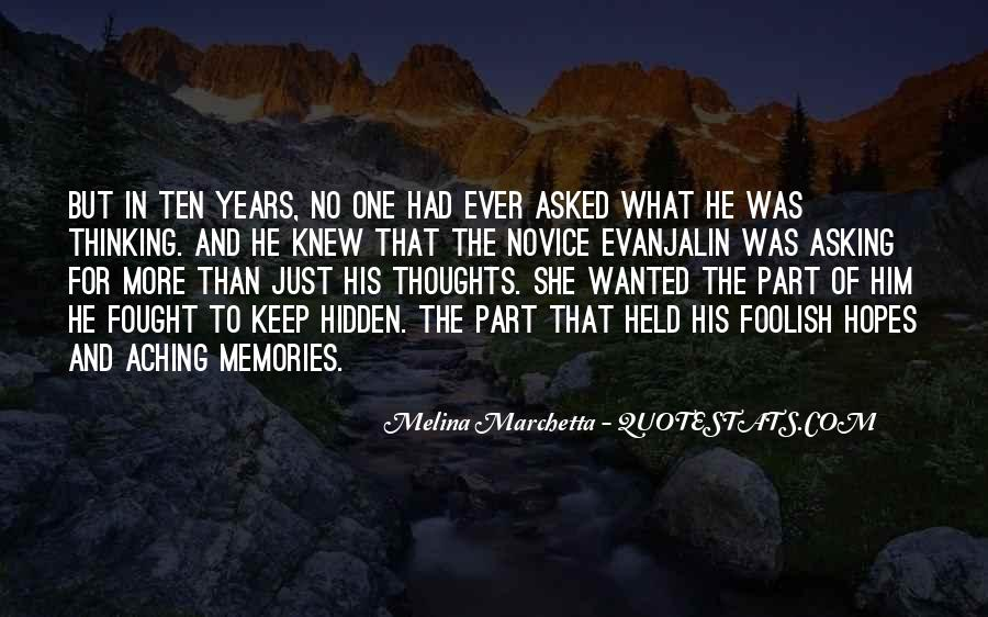 Sayings About Thoughts Thinking #146776