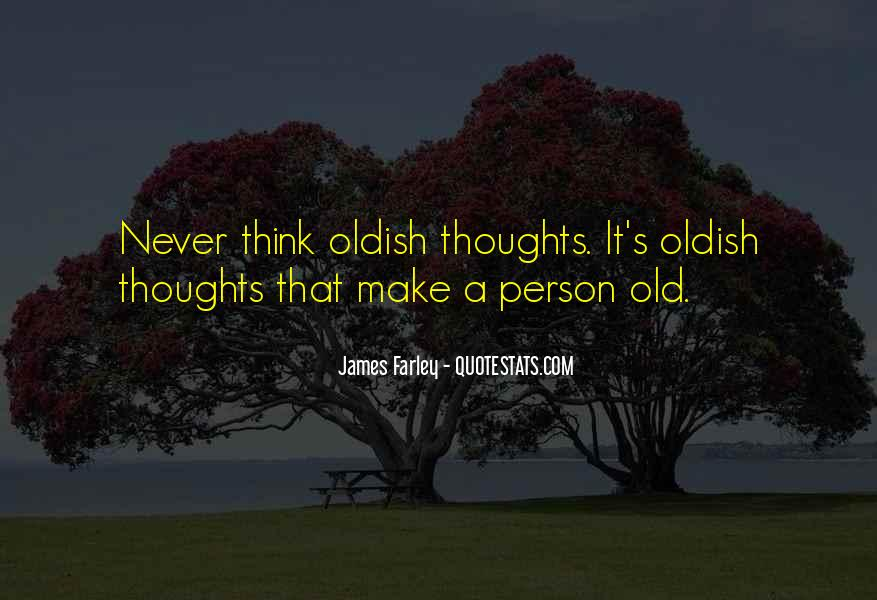 Sayings About Thoughts Thinking #188981