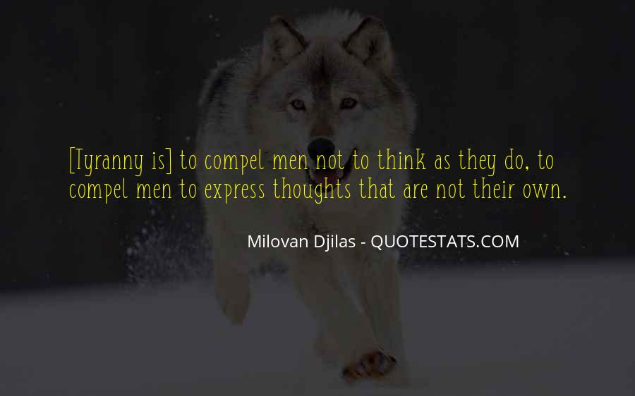 Sayings About Thoughts Thinking #30539