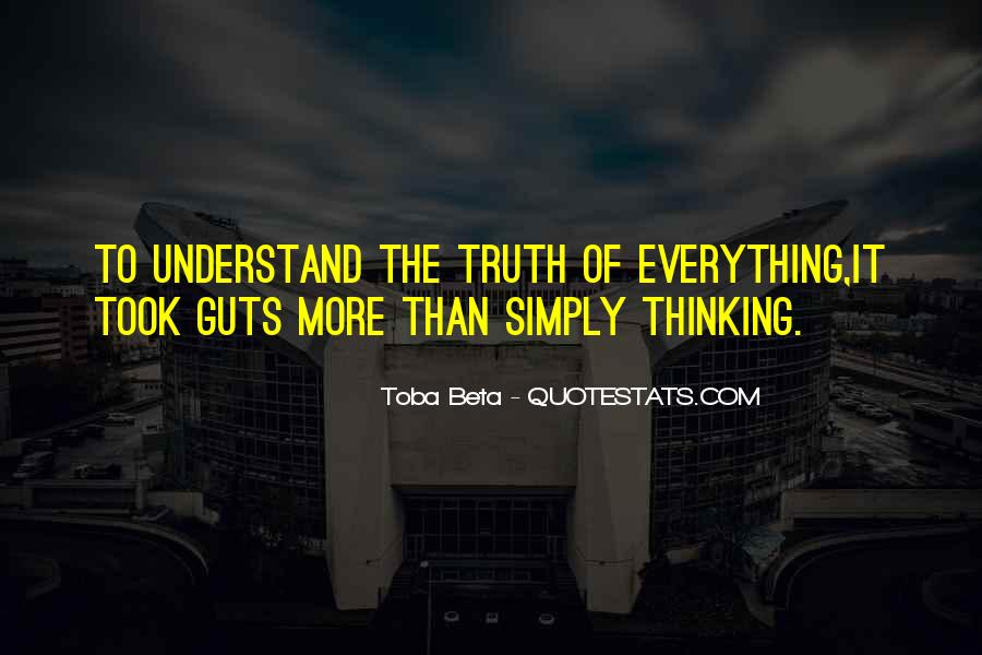 Sayings About Thoughts Thinking #36061