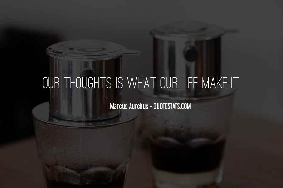 Sayings About Thoughts Thinking #64022