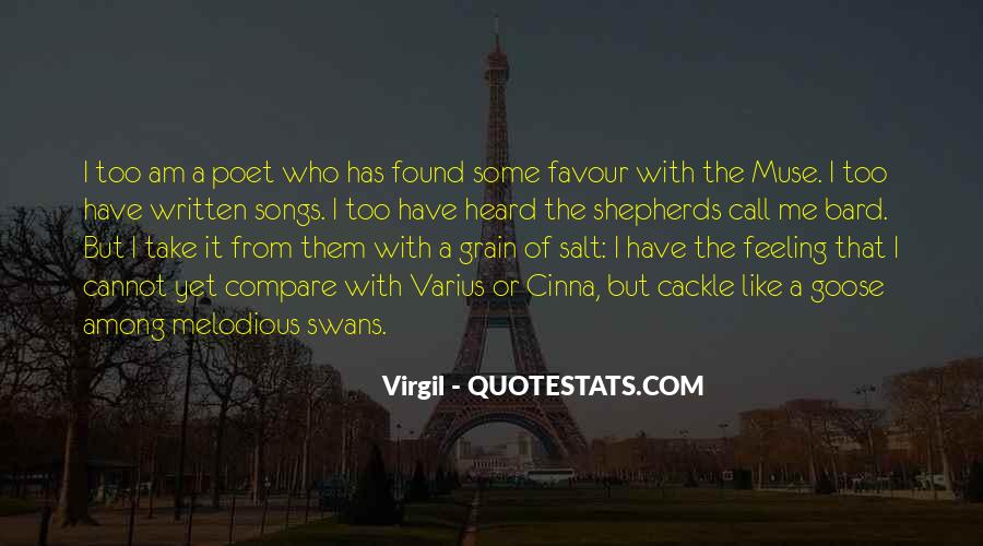 Sayings About A Goose #423009