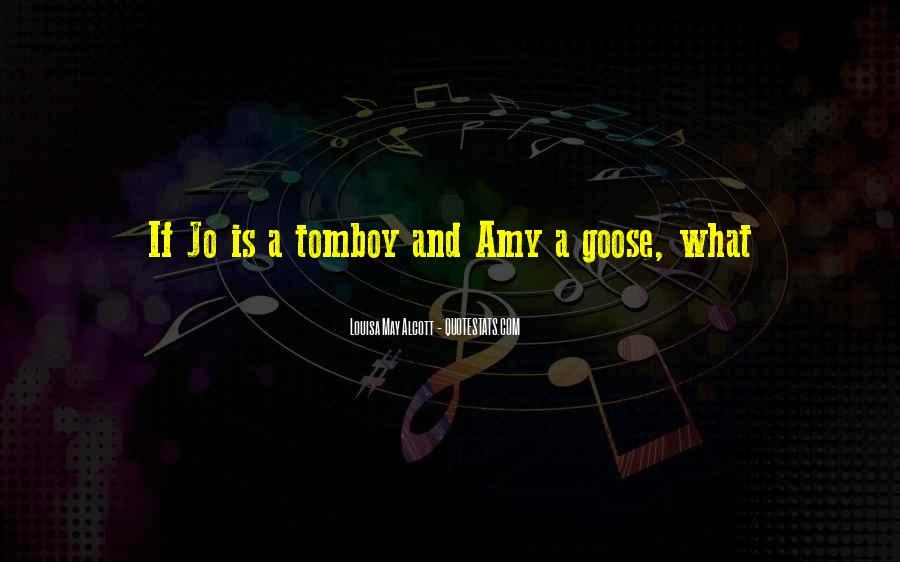 Sayings About A Goose #446389
