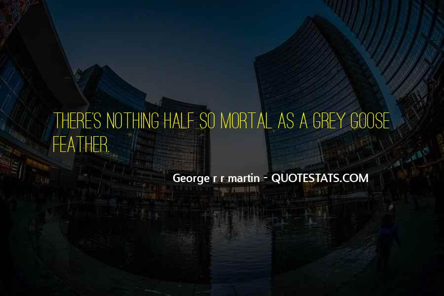 Sayings About A Goose #558601