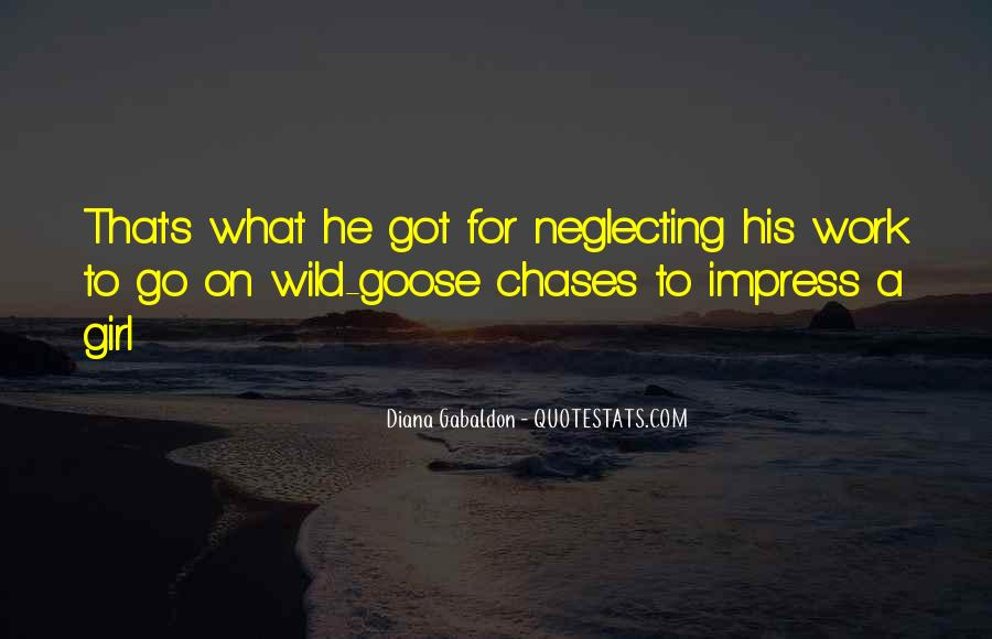 Sayings About A Goose #61193