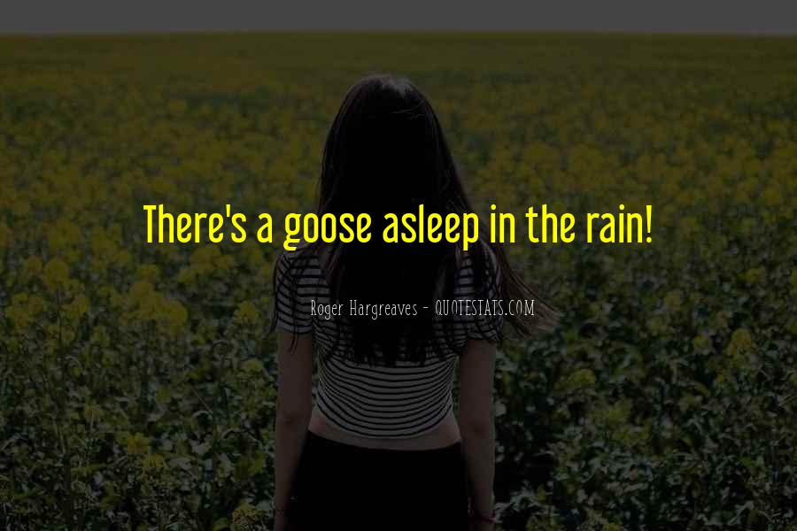 Sayings About A Goose #664175